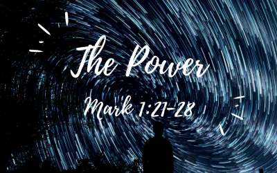 January 28, 2018: The Power