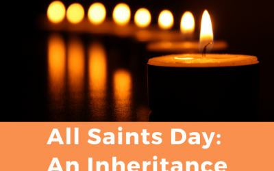 November 3, 2019 – An Inheritance